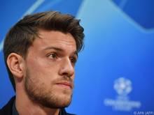 Vergangene Woche wurde die Infektion von Juventus-Spieler Rugani bekannt