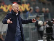 Barnsley-Coach Gerhard Struber weilt bei seiner Familie in Österreich