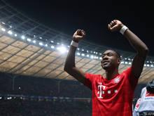 David Alabas Zukunft beim FC Bayern ist ungewiss
