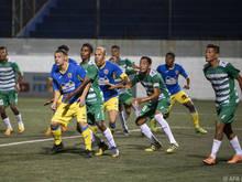 Sie sehen richtig: In Nicaragua wird weiter Fußball gespielt