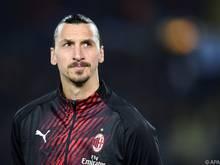 Zlatan Ibrahimović könnte länger ausfallen