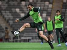 Zlatan Ibrahimović muss pausieren, aber nicht so lange, wie zunächst befürchtet
