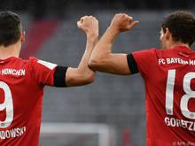Die Bayern wollen den nächsten Schritt zum Meistertitel machen