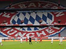 Der FC Bayern will gegen die Eintracht den Finaleinzug klarmachen