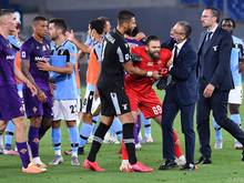 Nicht alle waren mit dem Ergebnis in Rom einverstanden