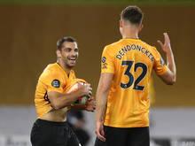 Die Wanderers feierten einen 2:0-Heimsieg