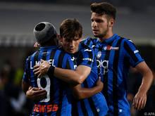 Atalanta holte auch bei Milan einen Punkt