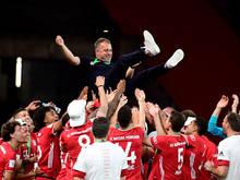 Der größte Anteil geht auch in der nächsten Saison wieder an die Bayern