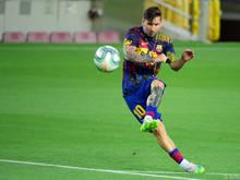 Der Argentinier soll seinem Club erhalten bleiben