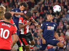 Kevin Danso kam bei Southampton nur selten zum Einsatz