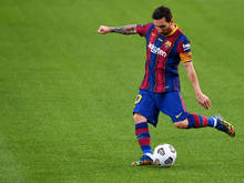 Barcelona neu - mit Messi, aber ohne Suárez