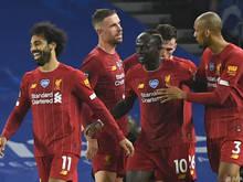 Die Punkteserie an der Anfield Road soll weitergehen