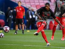 David Alaba will mit den Bayern den fünften Titel in diesem Jahr holen