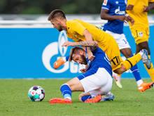Der FC Schalke 04 setzt nicht mehr auf Guido Burgstaller