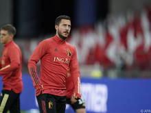 Eden Hazard erleidet erneut eine Verletzung und wird länger fehlen