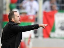 Manuel Baum coachte auch schon den FC Augsburg