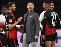 Hütter begegnet Hoffenheim mit großem Respekt