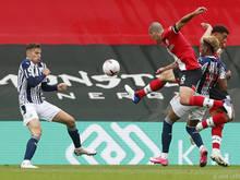 Southampton's Oriol Romeu zieht ab zum 2:0