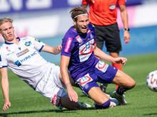 Klarer spielte im Frühjahr für den SKN St. Pölten
