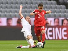 Die Bayern agieren derzeit in Hochform