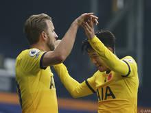 Der Erfolgslauf von Tottenham geht weiter