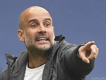 Pep Guardiola bleibt in Manchester