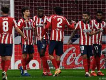 Die Madrilenen empfangen den FC Barcelona zum Showdown