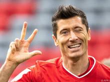 Robert Lewandowski gilt als großer Favorit auf die Wahl zum Weltfußballer 2020