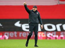 Ralph Hasenhüttl nimmt mit Southampton einen Punkt aus London mit