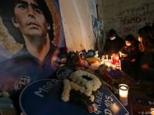 Ein weiteres Stadion wird zu Ehren des verstorbenen Maradona umbenannt
