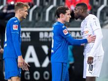 Marcus Thuram wird für sein Vergehen gegen den ÖFB-Kicker hart bestraft
