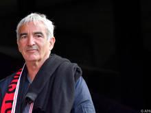 Raymond Domenech, neuer Trainer des FC Nantes