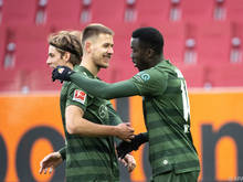 Stuttgart feiert einen 4:1-Sieg in Augsburg