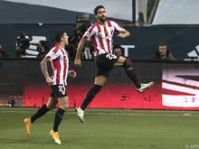 Raúl Garcia avancierte zum Matchwinner für Bilbao