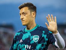 Mesut Özil vor dem Abschied von Arsenal