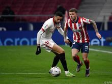 Atléticos Kieran Trippier (r.) bleibt gesperrt
