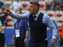 Neville könnte künftig für Inter Miami an der Seitenlinie stehen