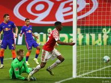 Leipzig hatte überraschend gegen Mainz das Nachsehen