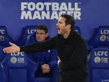 Frank Lampard muss als Coach von Chelsea seinen Hut nehmen