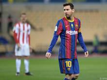 Lionel Messis Vertrag erneut im Fokus