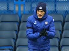 Thomas Tuchel freut sich über den ersten Sieg als Chelsea-Trainer