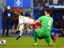 Kein Sieger zwischen HSV und Fürth