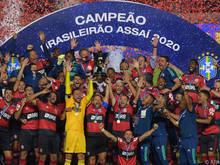 Flamengo krönt sich zu Brasiliens Meister