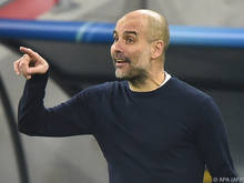Guardiola sieht bei City derzeit Großes geschehen