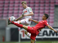Florian Kainz (l.) kommt dem Comeback näher