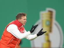 Nagelsmann will mit Leipzig Titel gewinnen