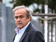 Ex-UEFA-Präsident Michel Platini blickt im Groll zurück