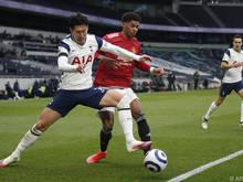 Große Aufregung um Son nach Tottenhams Niederlage gegen Manchester