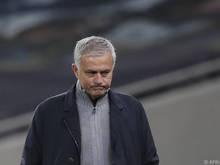 """Mourinho ist nach nur eineinhalb Jahren bei den """"Spurs"""" Geschichte"""