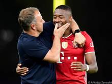 Flick und Alaba verabschieden sich beide mit Saisonende vom FC Bayern